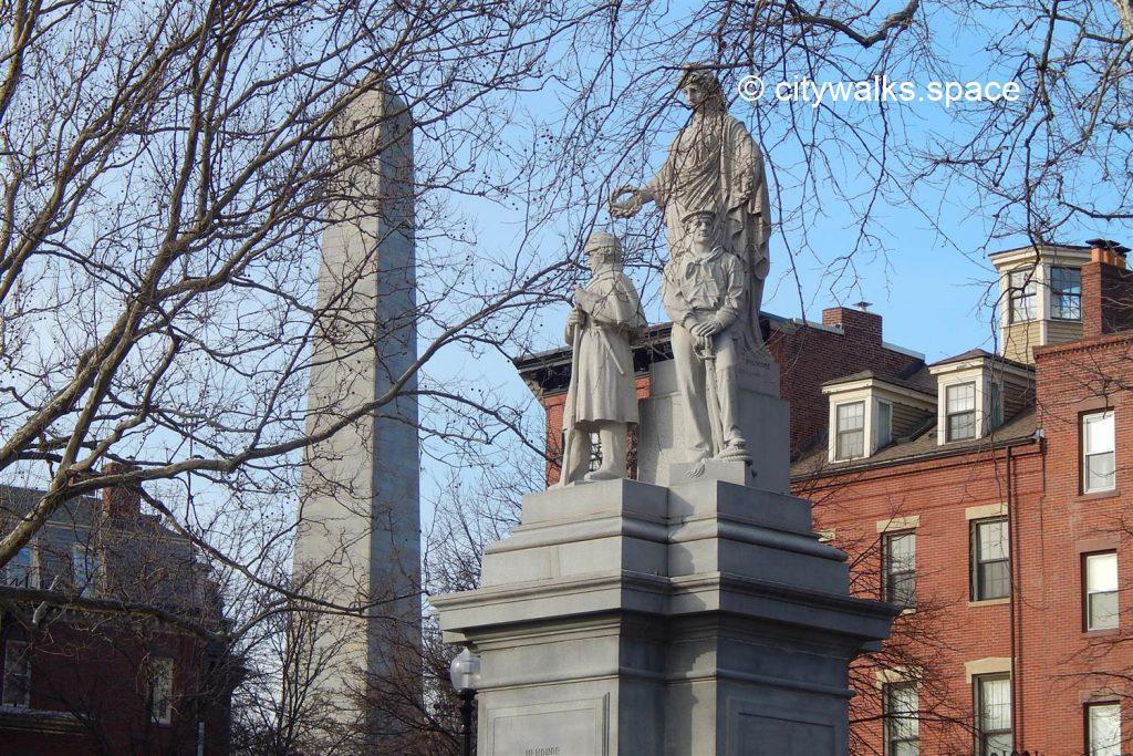 Charlestown l'historique