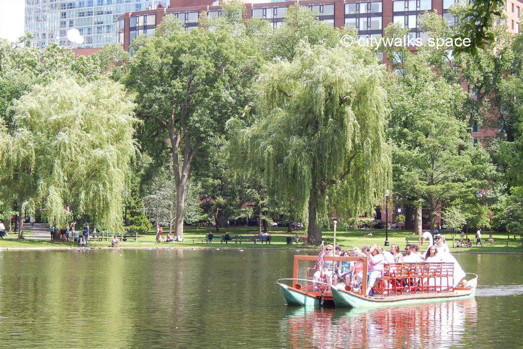 Beacon Hill et les parcs