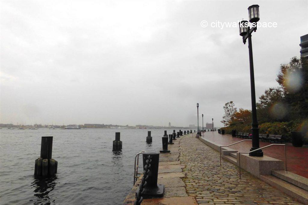 le quartier de Fort Point Seaport