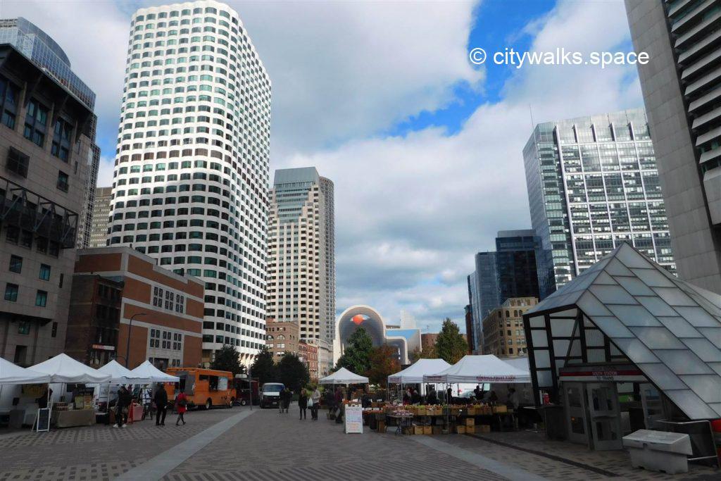 Walk in Boston # 9