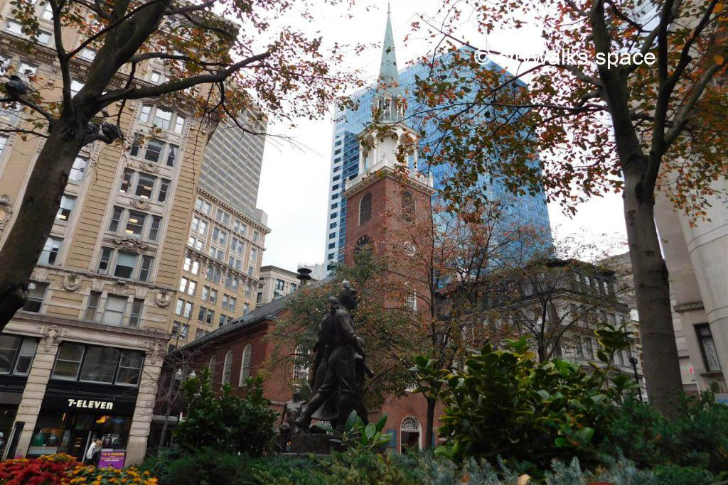South Meeting House, Boston