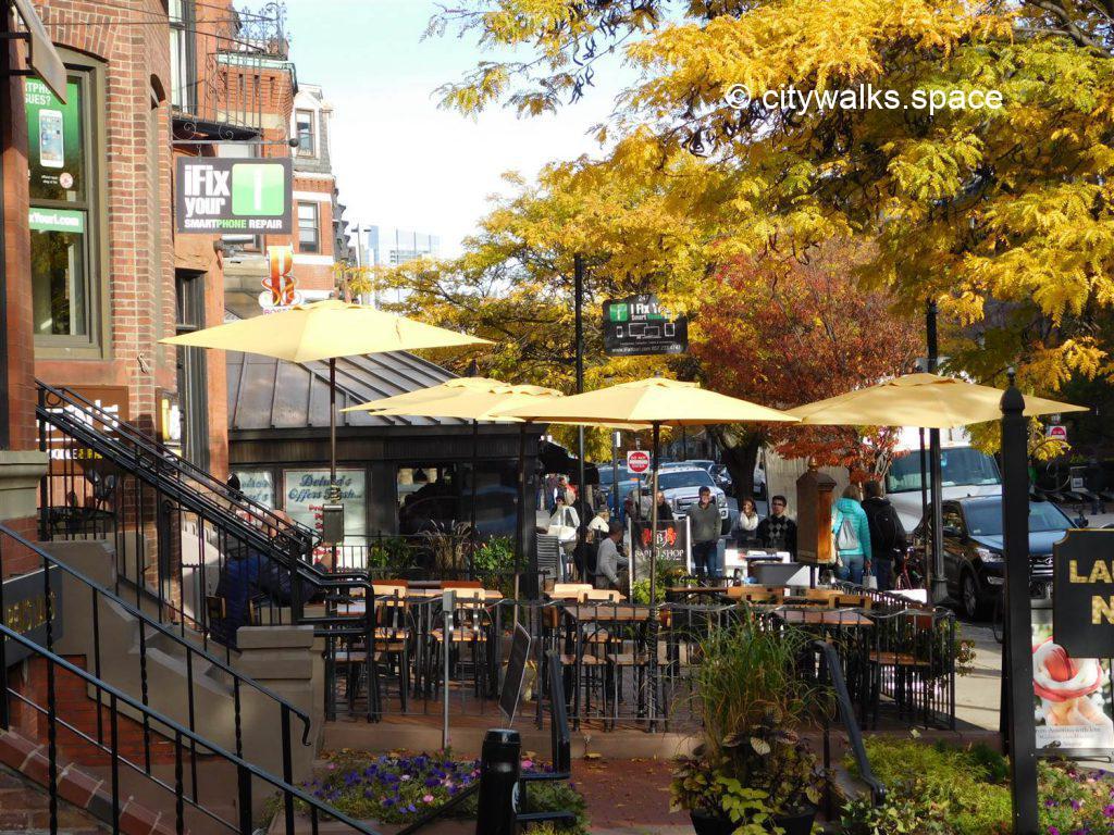Newbury Street, Boston, MA