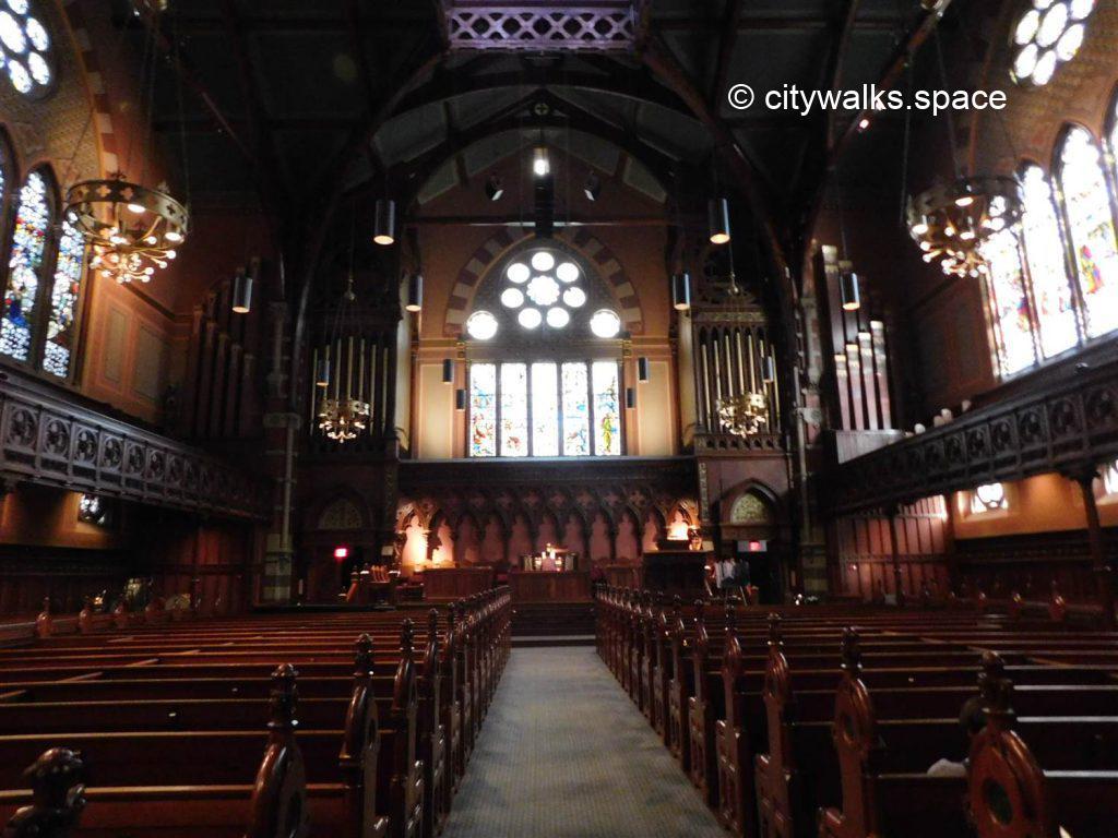 Old South Church, Boston, MA