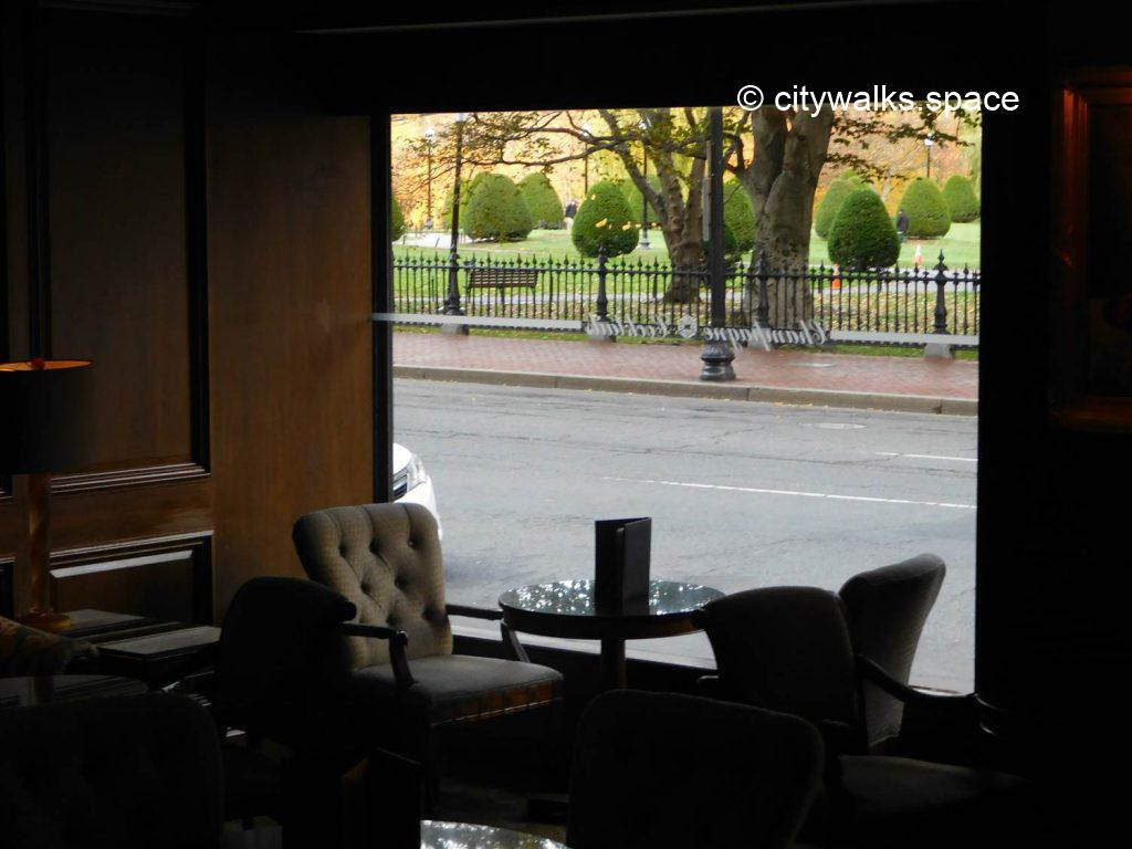 Taj cafe, Boston
