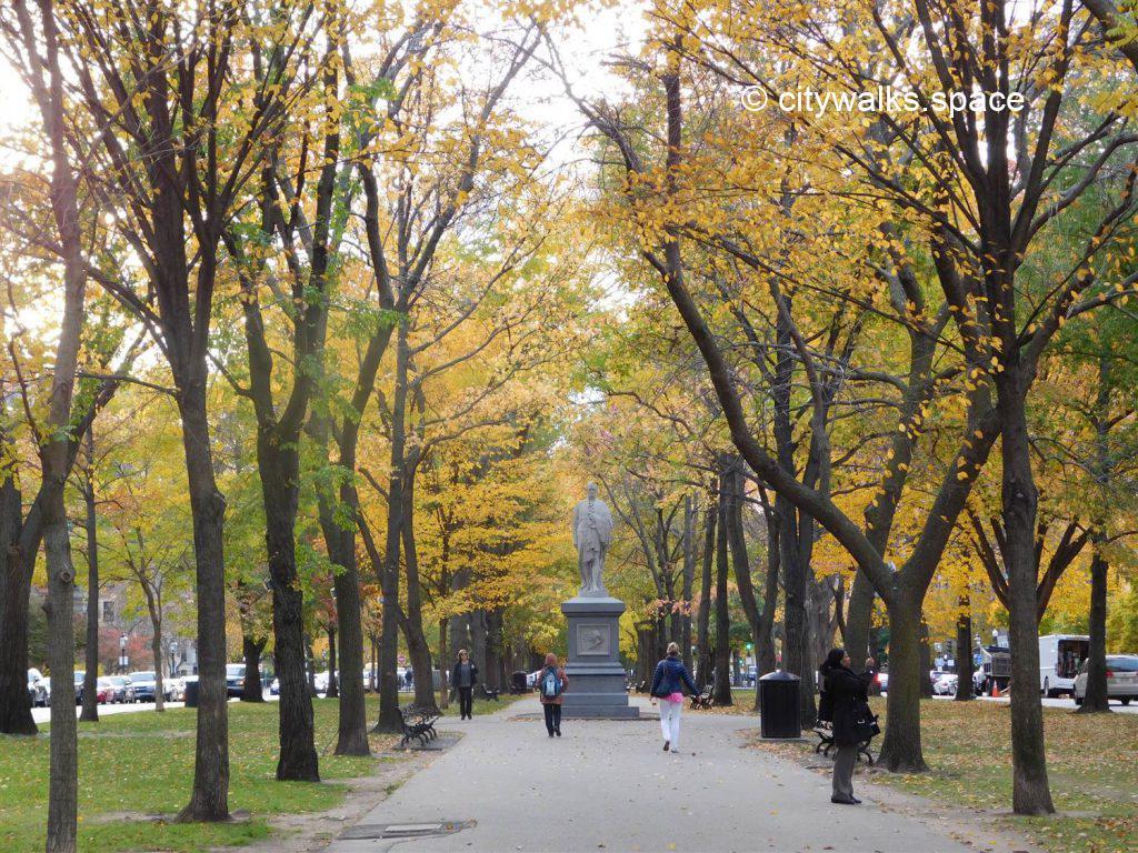 Commonwealth Ave., Boston