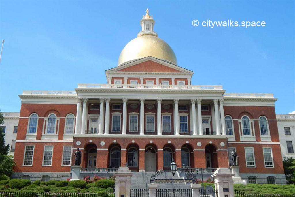 Capitol, Boston