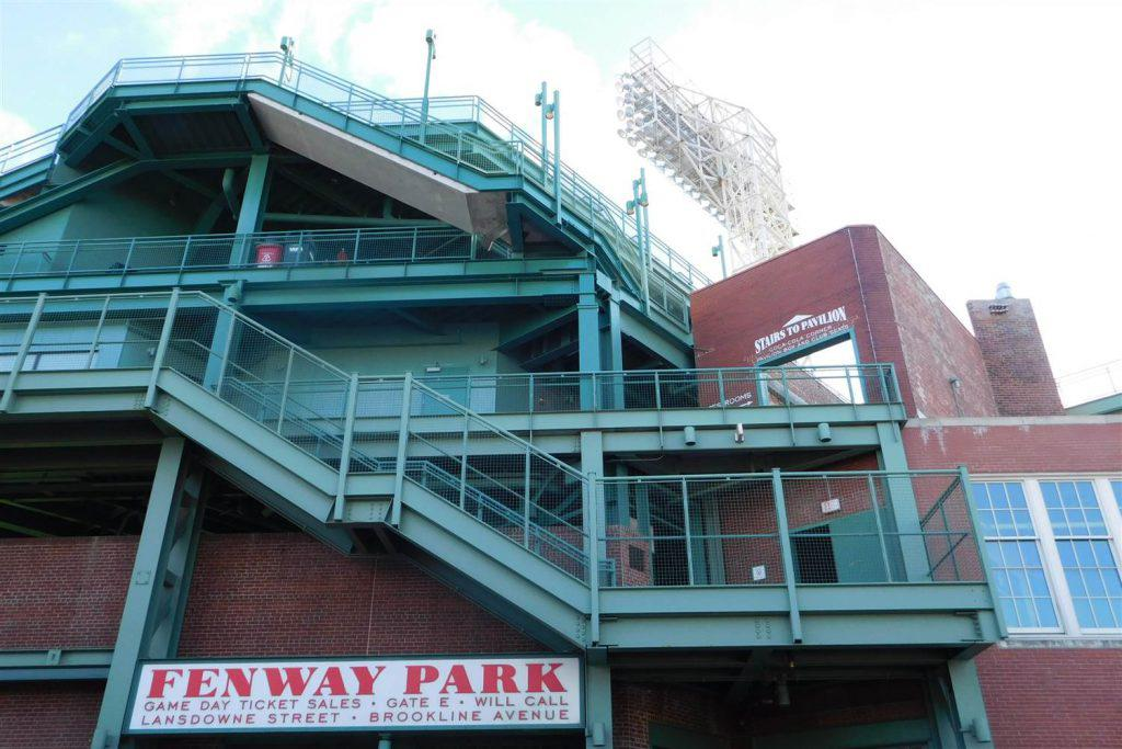 Fenway Park, Boston, USA