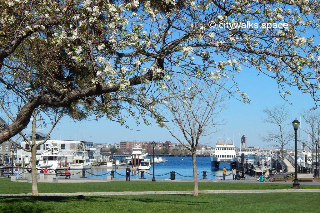 Le Waterfront touristique