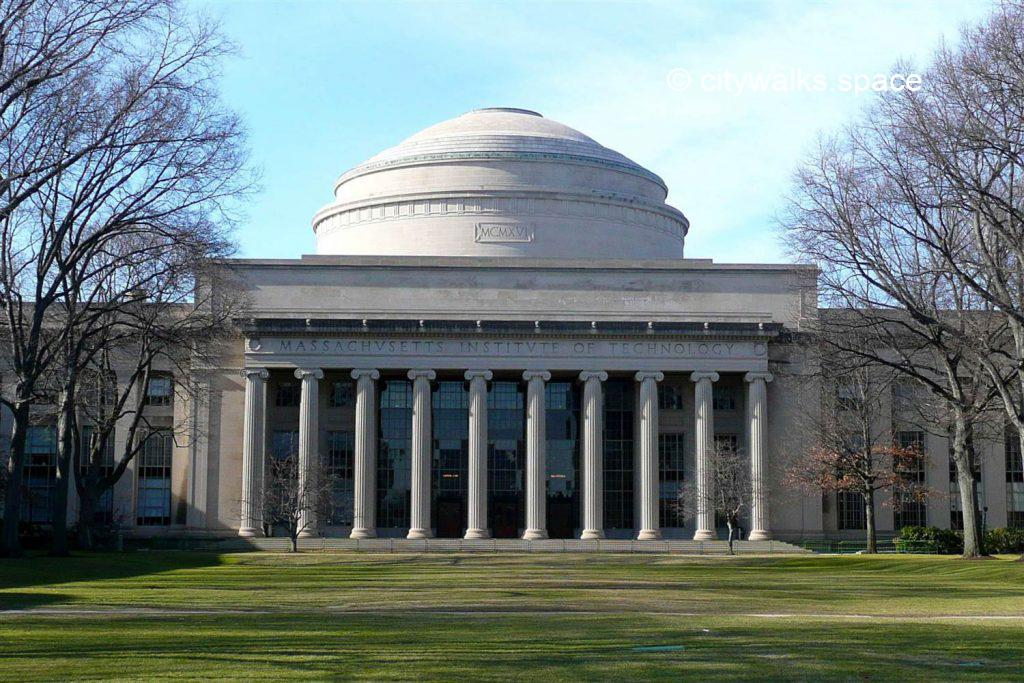 Architecture, art and sculpture at MIT