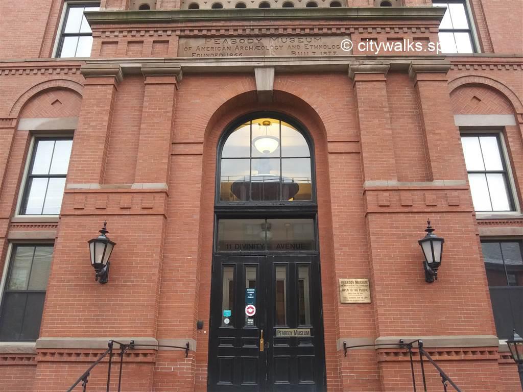 Peabody Museum, Harvard